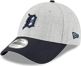 New Era 帽子男式联盟 Heathr Dettig Hgrotc 帽,灰色,均码