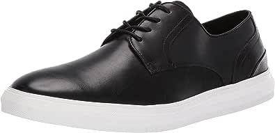 Kenneth Cole REACTION Reemer C 男士系带运动外底运动鞋 黑色 7 M US