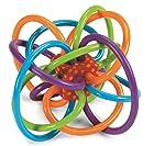 Manhattan Toy 曼哈顿玩具 Winkel 摇铃和感官牙胶玩具
