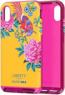 Tech21 Evo Luxe Liberty Francis for Apple iPhone Xs Max 覆蓋 多種顏色T21-6158 紅色