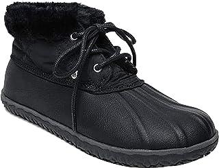 Minnetonka Tega 女士室内和室外短靴拖鞋
