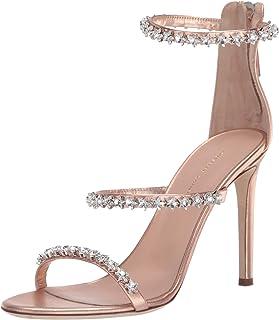 GIUSEPPE ZANOTTI 女式 E000122 高跟凉鞋