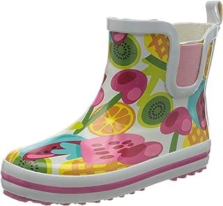 Beck 女孩 水果橡胶靴
