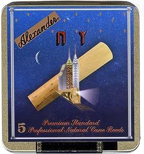 Alexander (Alexander Serquister) Ride 特里尔尼 NY 5张 毛圈布 萨克斯用 3 1/2