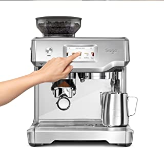 Sage SES880BSS Barista Touch 半自动咖啡机,1700 W