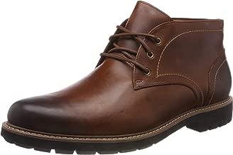 Clarks 男士 Batcombe Lo Chelsea 短靴