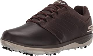 Skechers Men's Pro 4 Waterproof Golf Shoe US