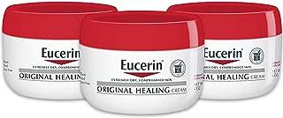 Eucerin Original Healing Rich Creme 4 Ounce (Pack of 3)