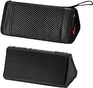 OontZ Angle 3 Plus 便携式无线蓝牙音箱氯丁橡胶网手提箱包
