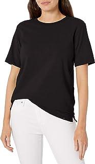 Pendleton 女式 Deschutes T 恤 黑色 Large