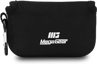 MegaGear 超轻氯丁橡胶相机包带登山扣,适用于松下 Lumix DC-ZS70、Lumix DC-TZ90、DMC-ZS100、TZ100