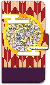みっちり 猫手机壳翻盖印制 みっちり 和服  みっちり着物A 21_ LUCE KCP01K