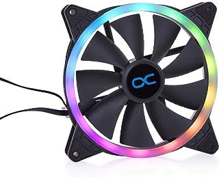 Alphacool Eiszyklon Aurora LUX 数字 RGB (140x140x25mm)