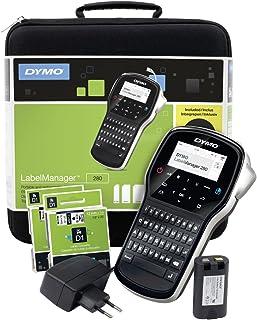 DYMO 标签经理 Beschriftungsgerät + Soft case LM 280