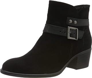 Tamaris 女士1-1-25910-23 短靴 Schwarz (Black Uni 7) 40 EU