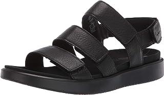 ECCO 爱步 女士坡跟露趾凉鞋