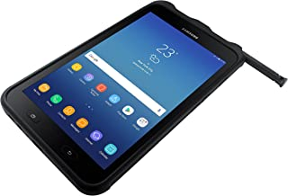 "Samsung SM-T390NZKEXAR Galaxy Tab Active2 8"" 32GB Wi-Fi Ruggedized Tablet, Black"