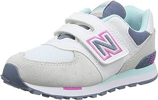 New Balance 女童 574 Yv574nlh 中号运动鞋