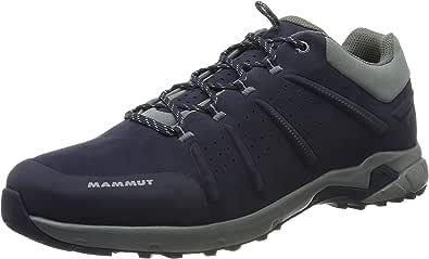 Mammut 男士 Convey GTX 低帮徒步鞋 Blue (Marine-grey 50115) 11.5 UK