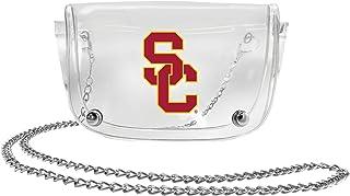 NCAA USC Trojans Clear Carryall 斜挎包