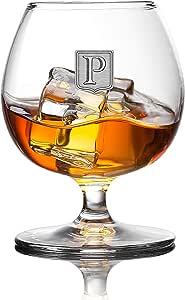 个性化玻璃器皿 玻璃 Cognac Whiskey Glass COGNAC-18OZ-P