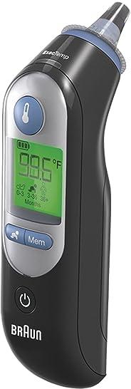 Braun Thermoscan 7 耳温计,黑色,0.65 磅