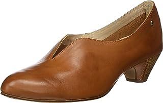 Pikolinos 皮革高跟凉鞋 ELBA W4B
