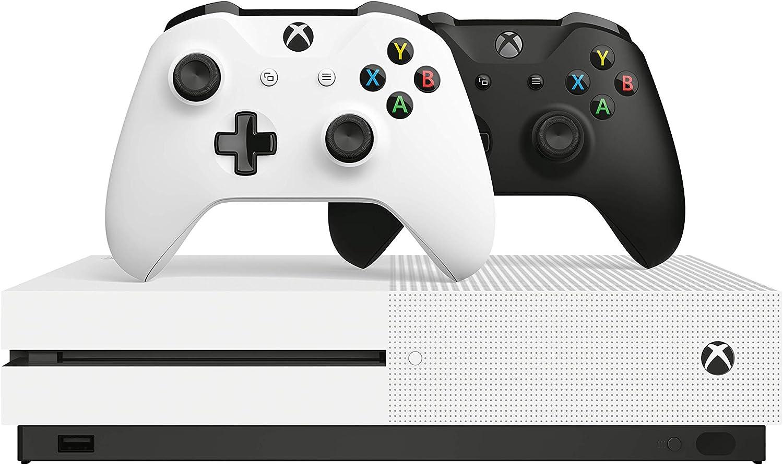 Xbox One S 1TB(双手柄)