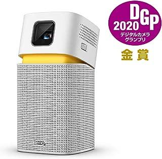BenQ 明基 移动投影仪 GV1 LED光源 200lm USB-C 搭载安卓 5W扬声器 内置无线LAN、蓝牙 电池