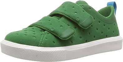 Nativeshoes 中性童 休闲运动鞋 Monaco 23104400-3163 绿色/白色 23 (US 7C)