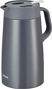 虎牌保温瓶(TIGER) 保温桌上热水壶 深灰色 1.6L PWO-A160HD