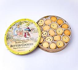 Beatrix Potter 波特小姐 丹麦黄油曲奇饼干 454g(丹麦进口)