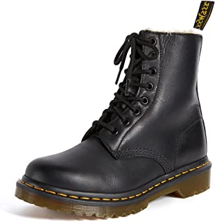 Dr. Martens 女士 Serena Burnished Wyoming 高帮靴