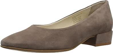 Kenneth Cole New York 女士 Bayou 正装高跟鞋 低跟 灰褐色 9 M US