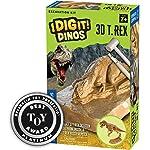 Thames & Kosmos I Dig It! Dinos 3D T. Rex 挖掘套件科学实验套件 84 months to 300 months 3D T-Rex