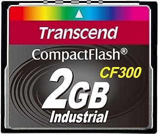 Transcend 300x 紧凑闪存卡TS2GCF300 2 gb