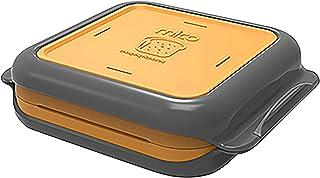 Morphy Richards 摩飞 微波炊具 MICO 烤三明治机 511647 MICO 微波烤面包机,橙色