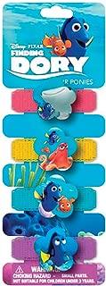 Joy Toy 41163 Finding Dory 4 设计编织支架,背板卡上印有塑料图案