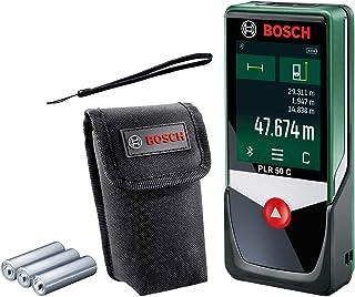 Bosch 博世 PLR 50 C 蓝牙激光测距仪,具有彩色背光显示屏