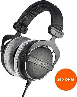 Beyerdynamic 拜亚动力 封闭式录音监听耳机 头戴包耳式 DT 770 PRO 250