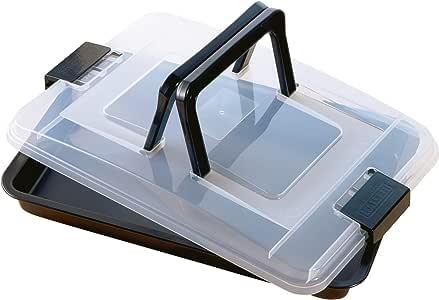 WMF旗下品牌德国凯撒 Kaiser Bake&Take系列带盖烤盘 42 x 29cm 2300750002