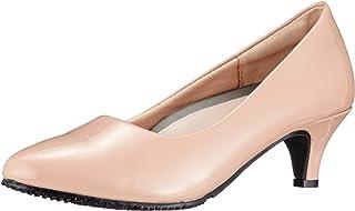 [ROMEO Valentino] 晴雨两用 雨 商务 正式 休闲 朴素 3E 轻便女鞋 女式 B18109