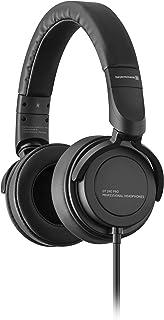 beyerdynamic 拜雅 DT 240 PRO 录音室级头戴式耳机 封闭式设计 有线 可插拔式线缆 黑色