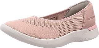 ROCKPORTE 懒人鞋 True FLEX 女士 罗纹针织 芭蕾