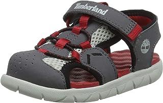Timberland Perkins 通用儿童渔夫闭趾扣带凉鞋