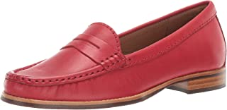 Driver Club USA 女士皮革巴西制造格林威治乐福鞋