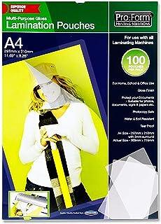 Premier 文具 Pro : 形式 A4层合幻灯片 (100件) - p - 100 Stück