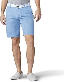 Lee 男式 dungarees Walker 正面平直短裤