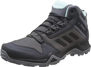 adidas 阿迪达斯 Terrex AX3 Mid Gore-TEX 女士步行运动鞋