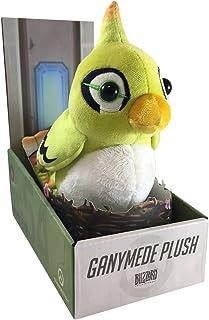 Blizzard Entertainment 新包装的 Ganymede 官方监视毛绒玩具